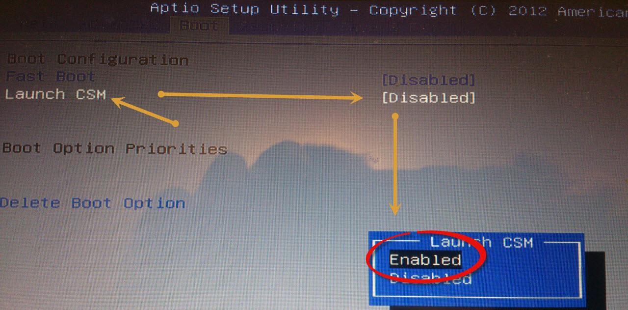 Как установить Windows 8.1 на SSD в нетбуке ASUS X200LA-01