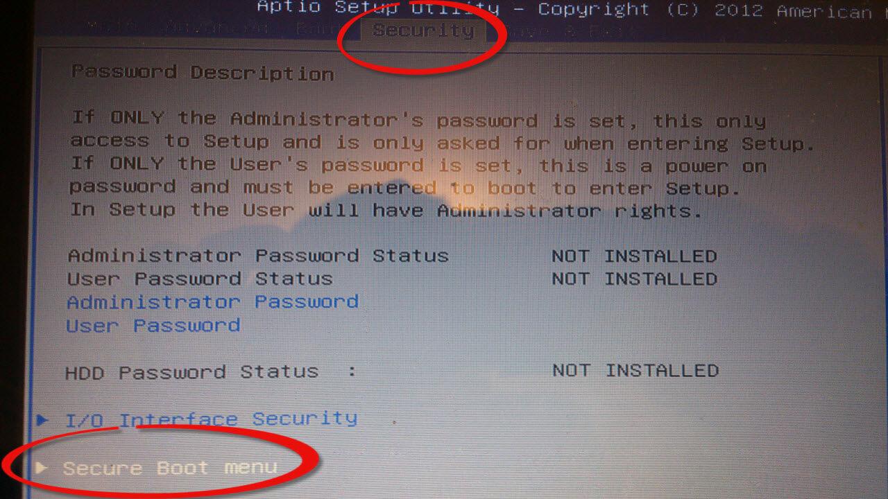 Как установить Windows 8.1 на SSD в нетбуке ASUS X200LA-03