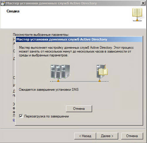 Как установить контроллер домена для чтения RODC Windows Server 2008 R2-20