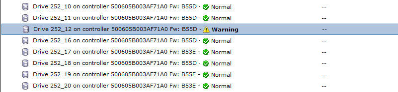 Ошибка host storage status в vCenter 5.5-16