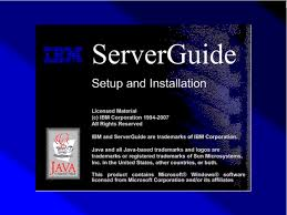Скачать ServerGuide 9.63 для установки Windows Server 2008 R2