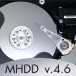 Что такое MHDD 4.6 / Скачать MHDD 4.6