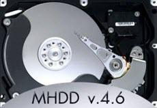 Что такое MHDD 4.6 - Скачать MHDD 4.6