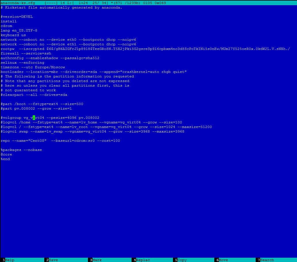 Как клонировать виртуальную машину с Bitrix и очистить всю уникальную информацию в нем-07