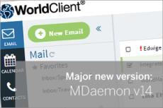 Как настроить почтовый домен в MDaemon 14-00