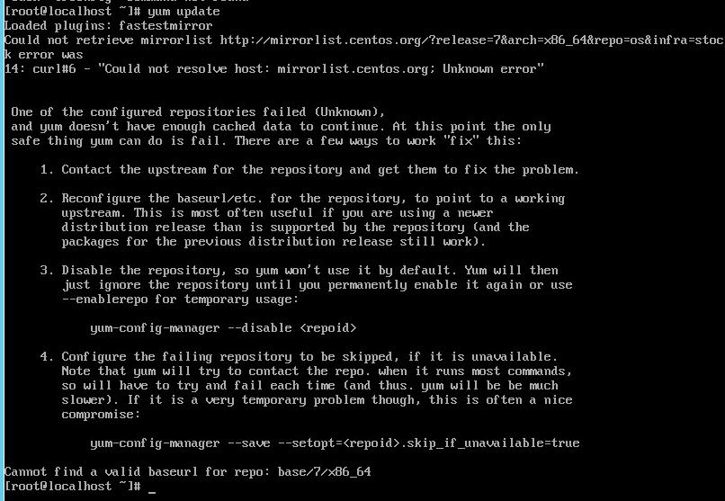 Как настроить сеть на CentOS 7 minimall - Как настроить статический ip адрес на CentOS 7 minimall-04