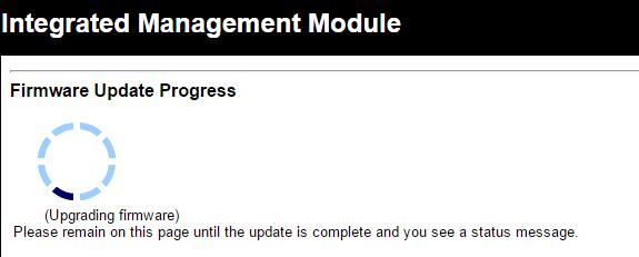 Как обновить IBM IMM Firmware через Web интерфейс IMM-10
