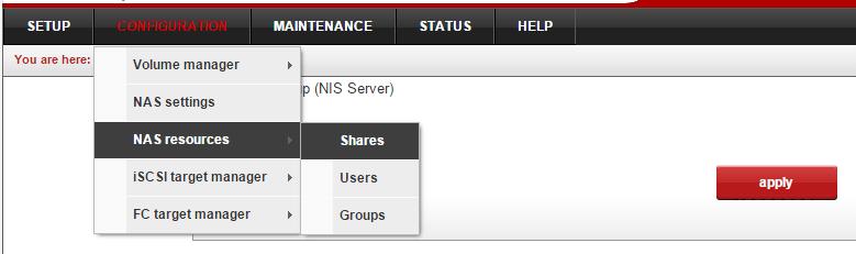 Как подключить NFS диск с Open-e 7 в VMware ESXI 5.5-07