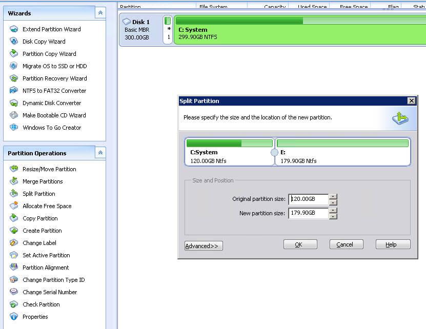 Как сжать системный диск в Windows Server 2008 R2-06