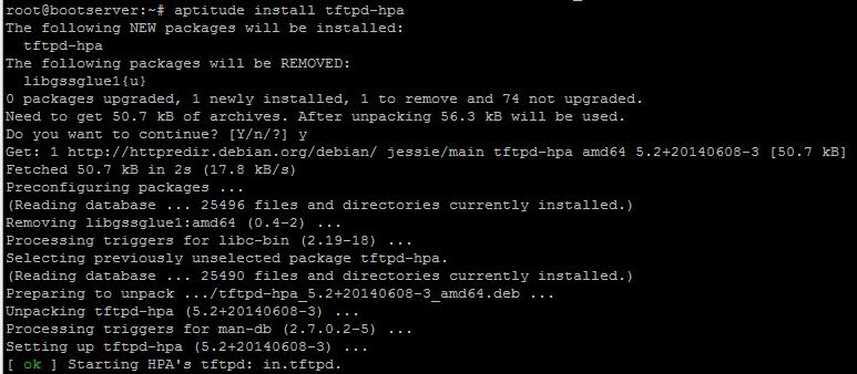 Как установить загрузочный PXE сервер для установки Windows, Linux, ESXI 5.5-01