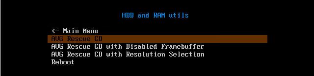 Как установить загрузочный PXE сервер для установки Windows, Linux, ESXI 5.5-20 часть. Добавляем AVG-09