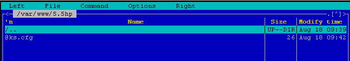 Как установить загрузочный PXE сервер для установки Windows, Linux, ESXI 5.5-5 часть-11
