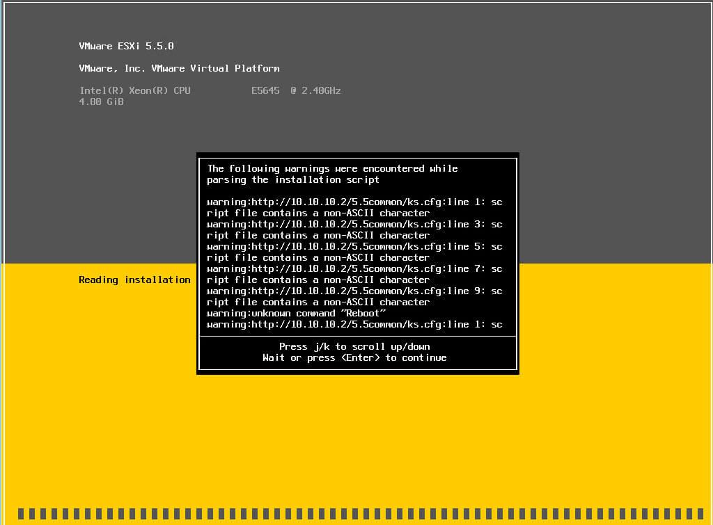 Как установить загрузочный PXE сервер для установки Windows, Linux, ESXI 5.5-5 часть-22
