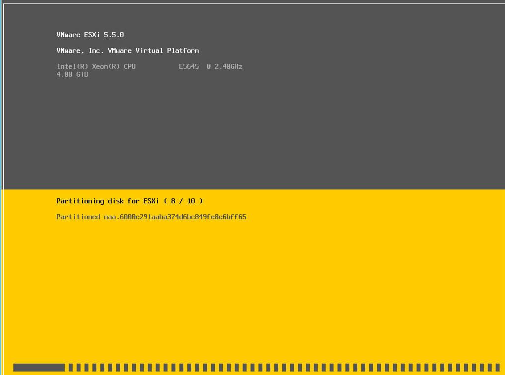 Как установить загрузочный PXE сервер для установки Windows, Linux, ESXI 5.5-5 часть-24