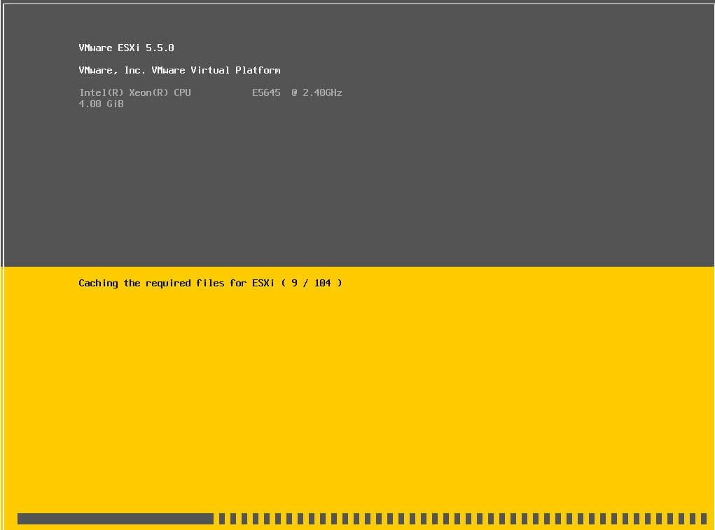 Как установить загрузочный PXE сервер для установки Windows, Linux, ESXI 5.5-5 часть-25