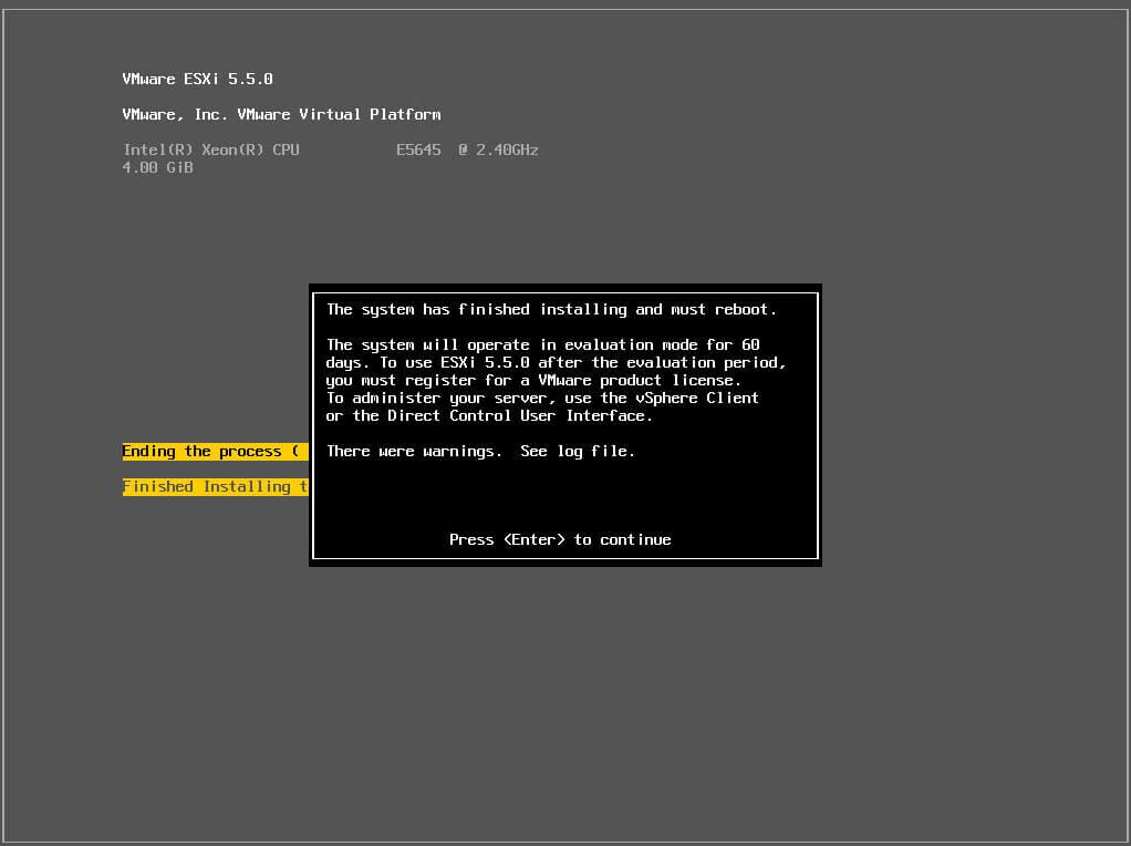 Как установить загрузочный PXE сервер для установки Windows, Linux, ESXI 5.5-5 часть-28