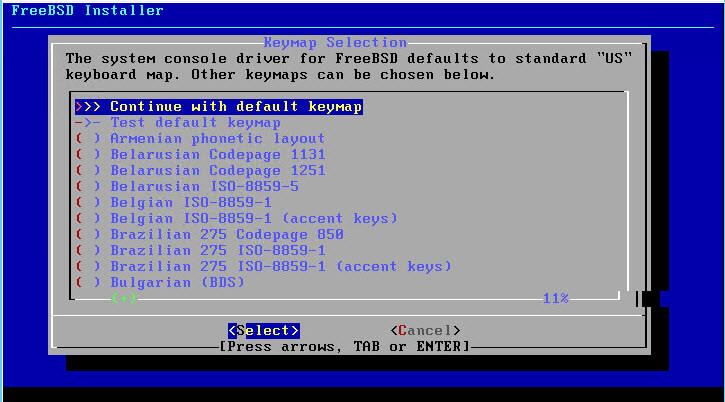 Как установить загрузочный PXE сервер для установки Windows, Linux, ESXI 5.5-6 часть. Добавляем FreeBSD-11