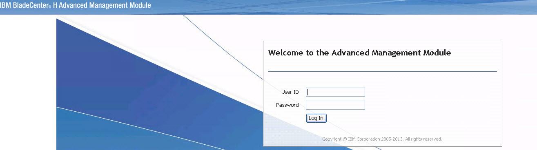 Как узнать ip адрес IO Module в IBM BladeCenter-02