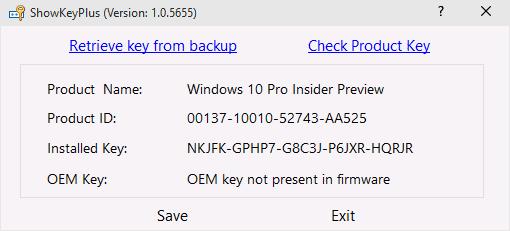 ключ Windows 10 скачать - фото 8