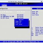 Как включить авто включение сервера при включении электричества на серверах Aquarius Server T50 D68