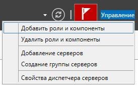Не удалось получить список компонентов. Ошибка 0x800F0922 при установке NFS роли в Windows Server 2012 R2-11