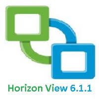 Список портов и соединений VMware Horizon View 6.1.1-01