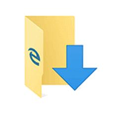 Как изменить папку загрузок в браузере Edge-01