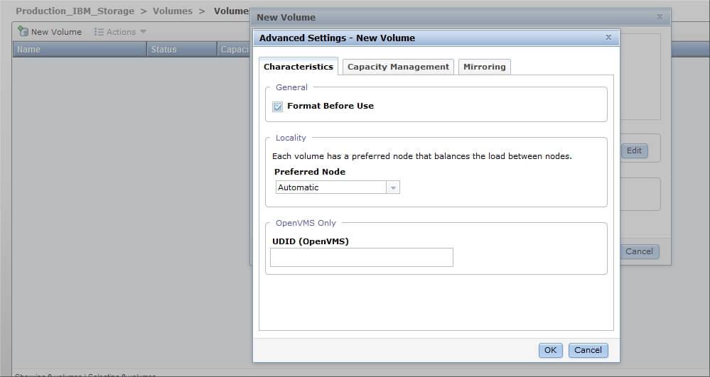 Как настроить IBM Storwize v3700-14
