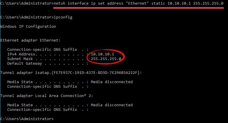 Как настроить статический ip адрес в Windows Server 2016 Technical Preview 3-09