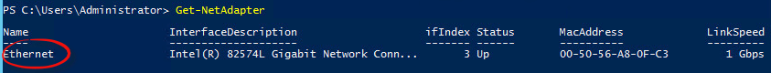 Как настроить статический ip адрес в Windows Server 2016 Technical Preview 3-16