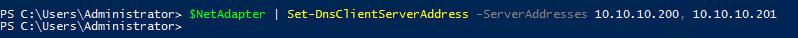 Как настроить статический ip адрес в Windows Server 2016 Technical Preview 3-18