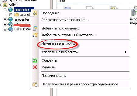 Как настроить в iis перенаправление домена на другой домен-04