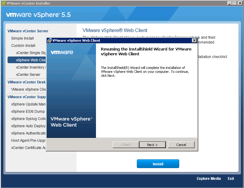 vcenter update manager