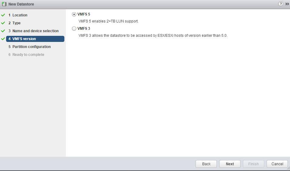 Как подключить ISCSI диск с Open-e 7 в VMware ESXI 5.5 через web client-07