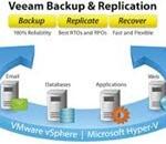 Как реплицировать виртуальную машину в Veeam Backup & Replication 7