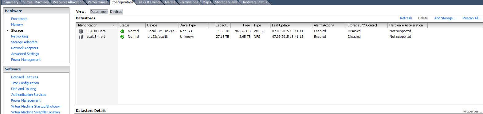 Как создать и подключить ISCSI диск из Windows Server 2008 R2 в VMware ESXI 5.5-28