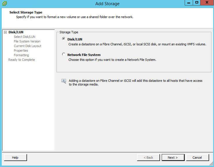 Как создать и подключить ISCSI диск из Windows Server 2008 R2 в VMware ESXI 5.5-29