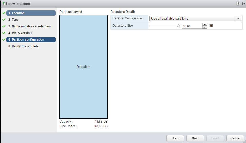 Как создать и подключить ISCSI диск из Windows Server 2008 R2 в VMware ESXI 5.5-49