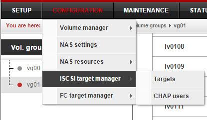 Как создать и подключить ISCSI диск с Open-e 7 в VMware ESXI 5.5-05