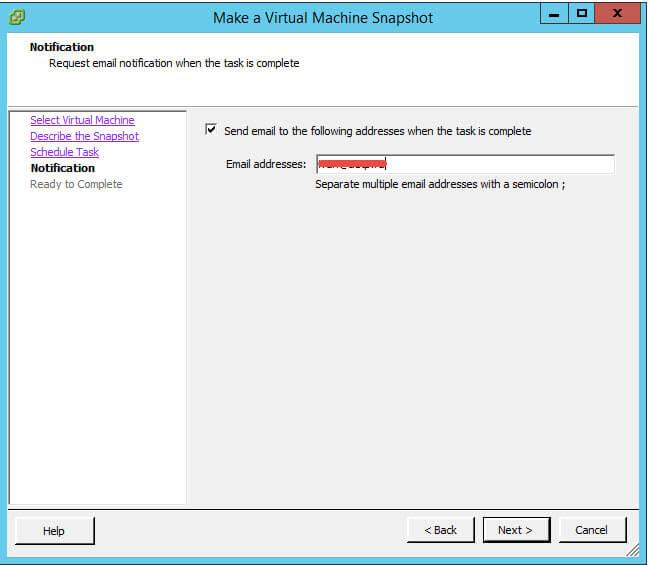 Как создать snapshot виртуальной машины по расписанию в VMware vCenter 5.5-08