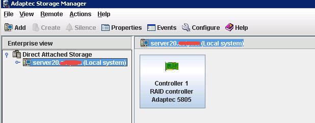 Как узнать smart дисков на RAID контроллере Adaptec-04