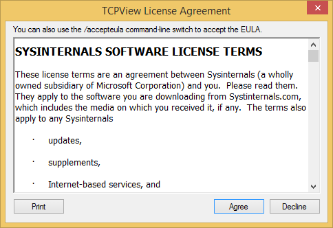 Утилита TCPView. Как определить какие порты слушает ваш компьютер. Сетевые утилиты 5 часть-01