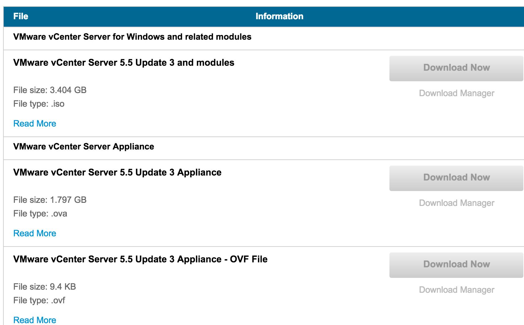 Вышел VMware vSphere 5.5 Update 3-02