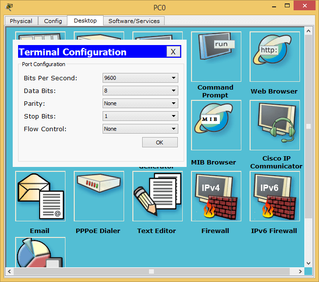 Cisco packet tracer 6.4