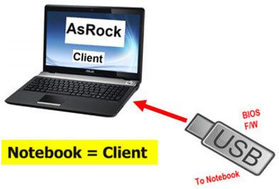 Как обновить BIOS на плате Asrock-07