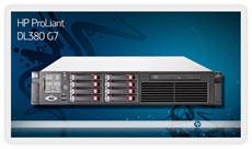 сервер hp proliant dl380 g7