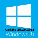 Скачать Windows 8.1 Professional со всеми обновлениями по октябрь 2015 года