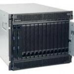 blade server IBM HS22 не видит две планки памяти