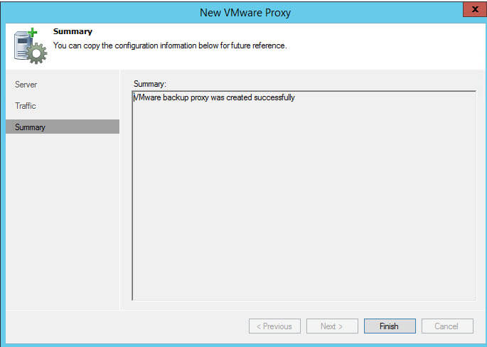 veeam proxy в Veeam Backup & Replication 7-11