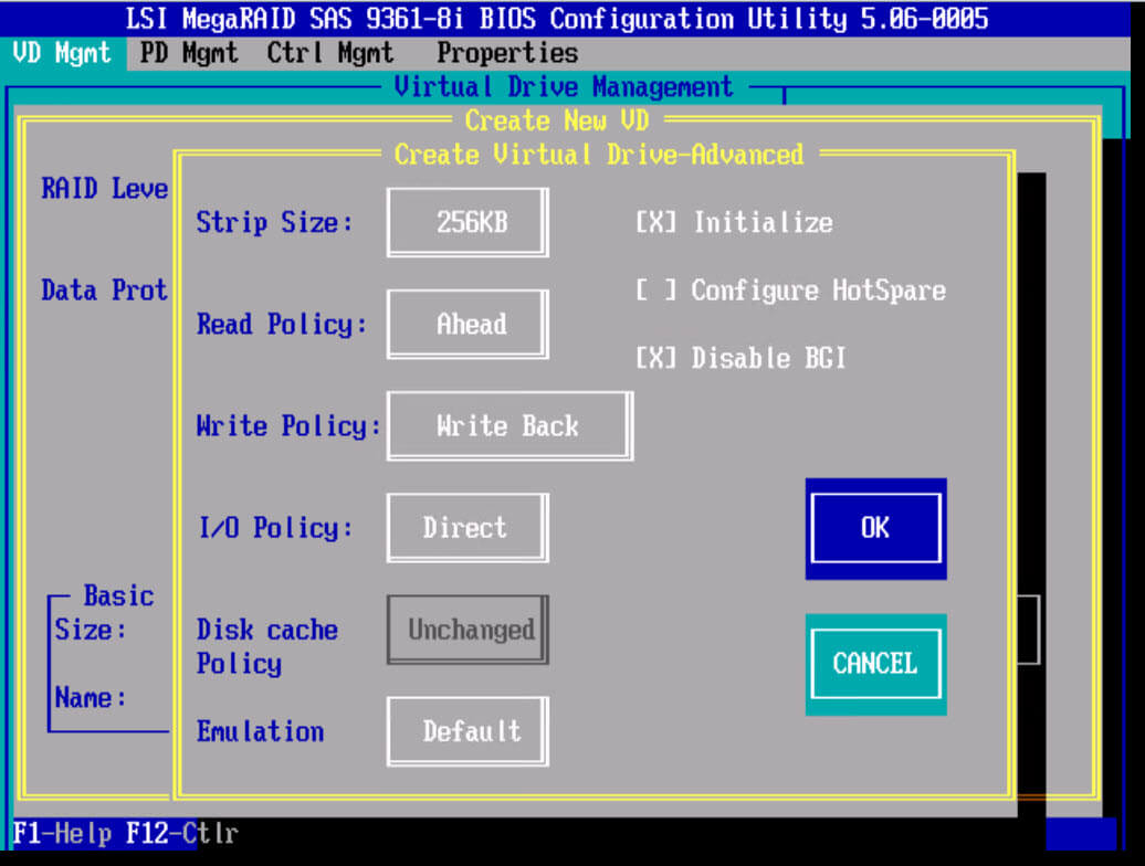 RAID-10 LSI 9381 8i-2